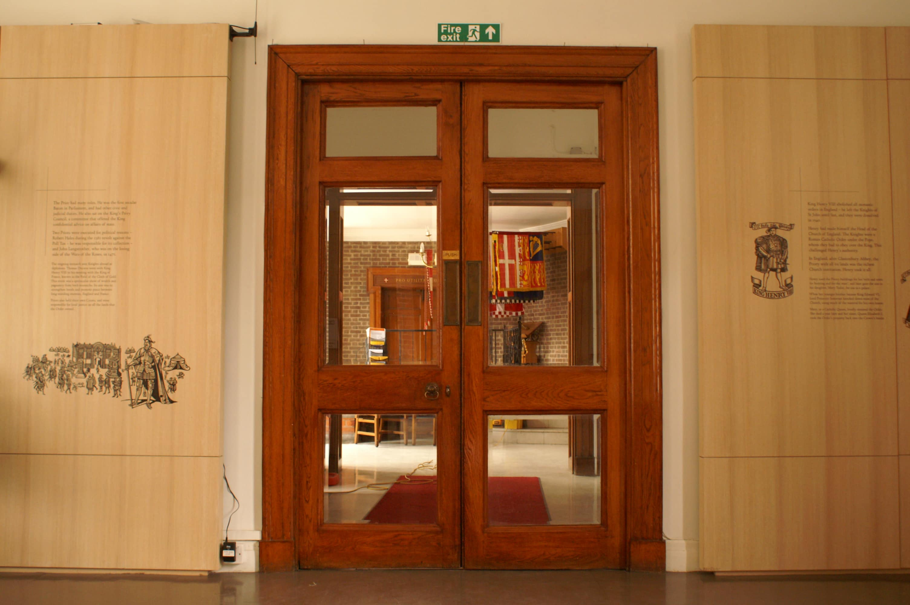 How To Install Glass Doors In Your Church Diocese Of London